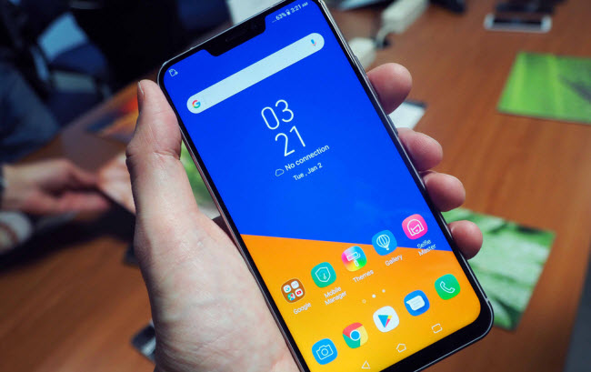 no sound playing videos on Asus ZenFone 5