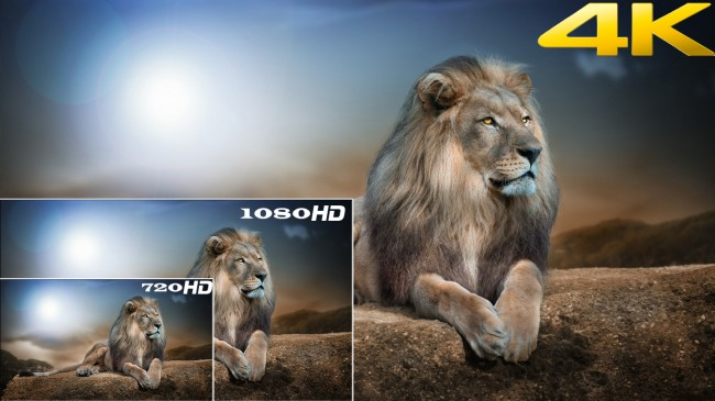 downscaling 4K video to 1080p MP4, MOV