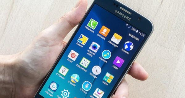 Samsung Galaxy S6 voice recordings recovery