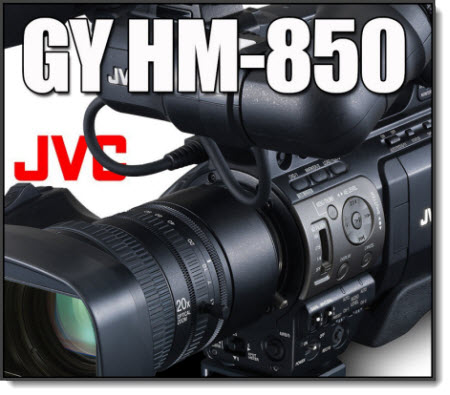 import and edit JVC GY-HM850U files in Premiere Pro CS5/CS6