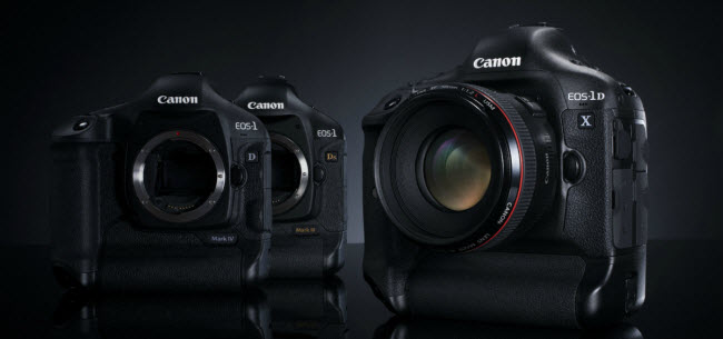 Canon EOS-1D X II and Pinnacle Studio