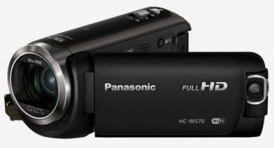 does FCP X support HC-W570 1080 50p AVCHD