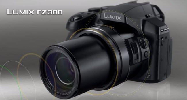 Panasonic Lumix DMC-FZ300 workflow in FCP X