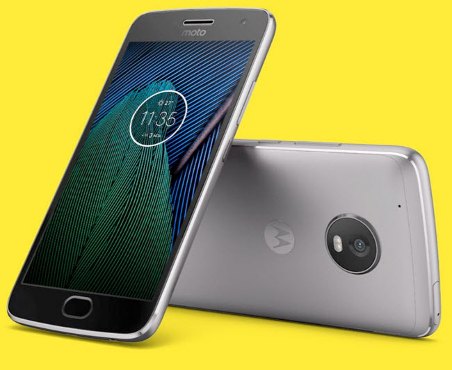 recover deleted text messages from Moto G5