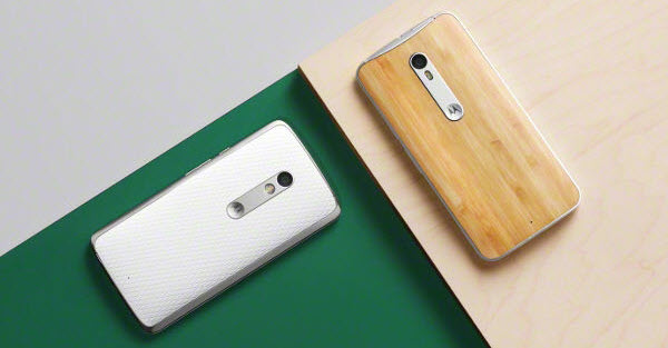 retrieve deleted data like contacts on Moto X (Style)