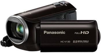 edit Panasonic HC-V130 AVCHD on Mac iMovie/FCPX