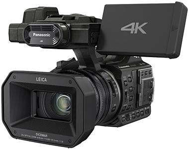 import Panasonic HC-X1000 4K files into Sony Vegas Pro