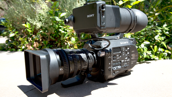 convert Sony FS7 footage on a Mac or Windows