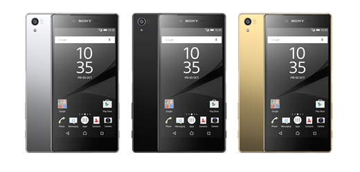 deleted important data from your Sony Xperia Z5 Premium