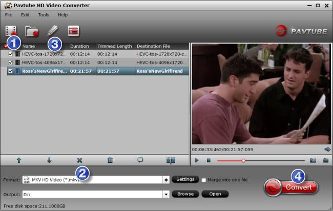 adding subtitles to an MKV video