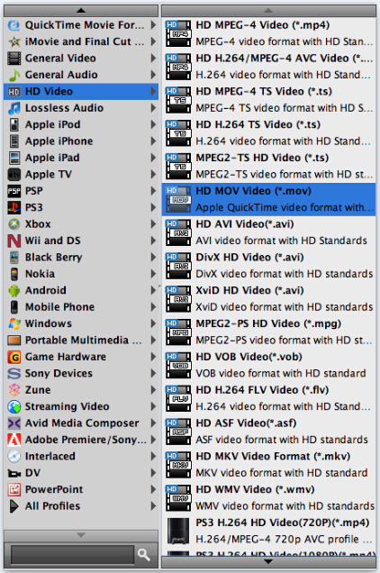 edit BPAV files in iMovie