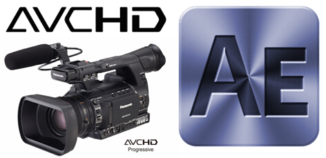 avchd to prores for ae