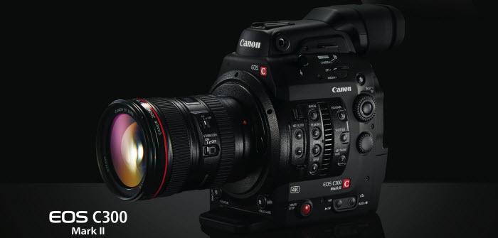 editing C300 Mark II 4K XF-AVC MXF footage in Avid, Premiere Pro, and Sony Vegas
