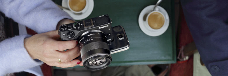 importing and editing Canon EOS M3 video on Mac