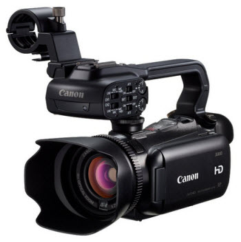 work with Canon XA10 AVCHD files on a Mac