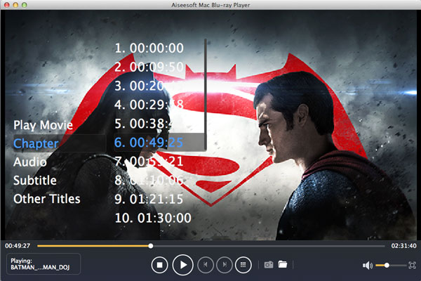 best Blu-ray player app for macOS High Sierra