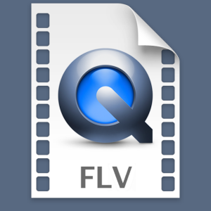 load FLV files downloaded from YouTube to FCP