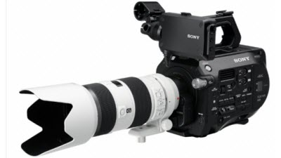 importing Sony FS7 XAVC 4K footage to Avid