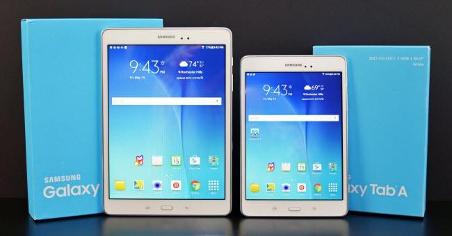 retrieve deleted photos on Galaxy Tab A