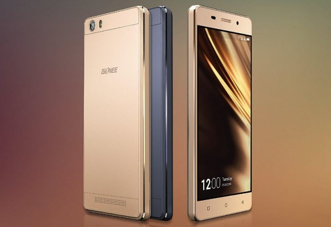 get back deleted pictures on Gionee M5