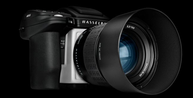 Hasselblad camera workflow on Mac