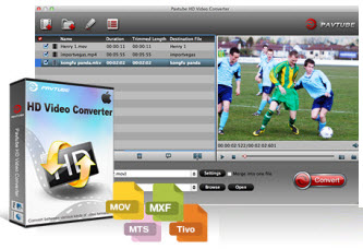 top 5 Mac HD Video Converters