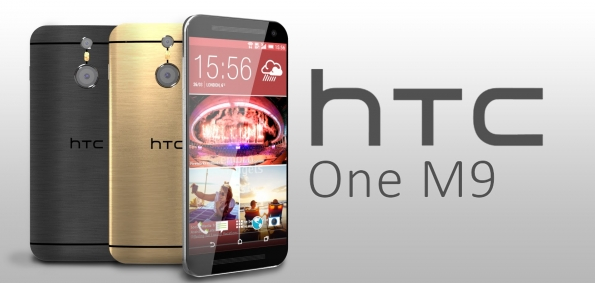 deleted contacts or photos from a HTC One M9