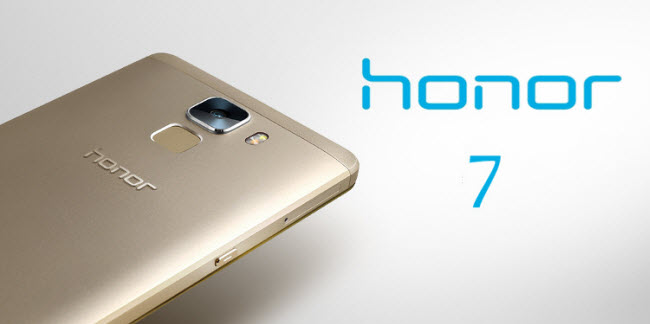 get back lost contacts from Huawei Honor 7