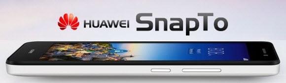 Huawei SnapTo Data Recovery