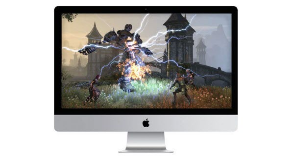 record gameplay on macOS High Sierra