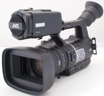 JVC GY-HM 600 and FCP X workflow