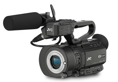 FCP X native support for JVC GY-LS300 4K