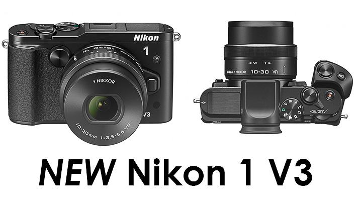 new nikon 1 v3