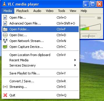open video_ts in vlc
