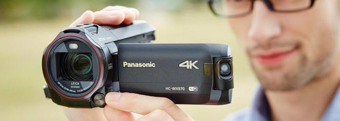 import and edit Panasonic HC-WX970 4K MP4 footage in FCP X