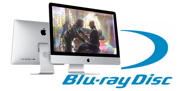 play Blu-ray movies on Apple