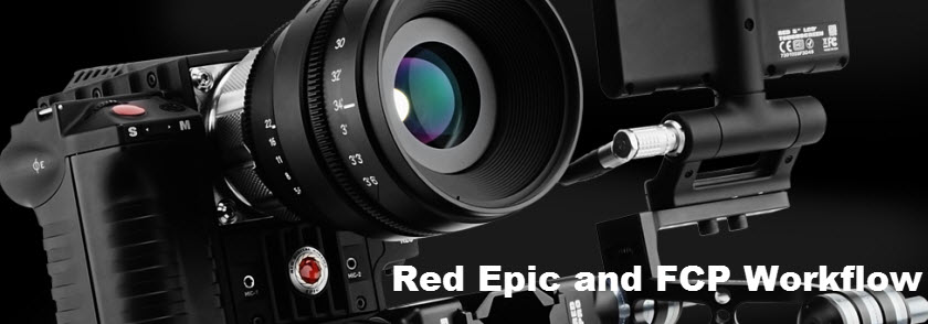 Epic and FCP workflow
