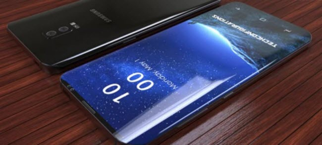 recover data from a broken Samsung S9