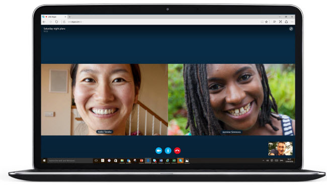 record a Skype meeting/video call
