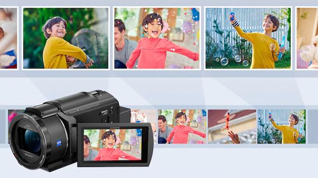 edit Sony FDR-AX43 4K XAVC S video in FCP X