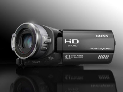 Sony AVCHD camera