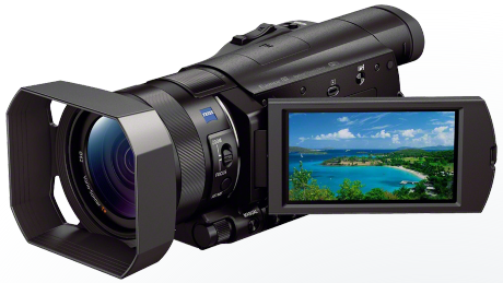editing Sony HDR-CX900 XAVC S MP4 Sony HDR-CX900