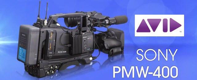 issues working with Sony PMW-400 XAVC footage in Avid