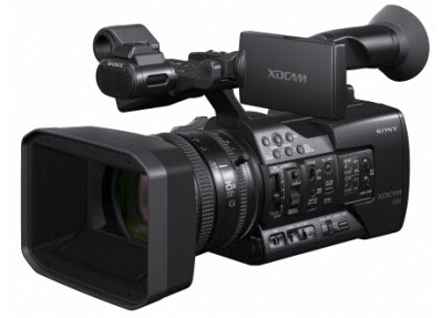 work with Sony PXW-X160 XAVC files in Avid