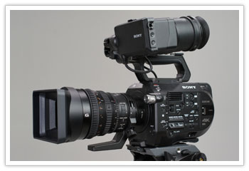 transcode Sony PXW-FS7 4K XAVC footage to ProRes codec for FCP 7 or FCP X