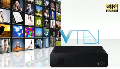 play XAVC files through Popcorn Hour VTEN