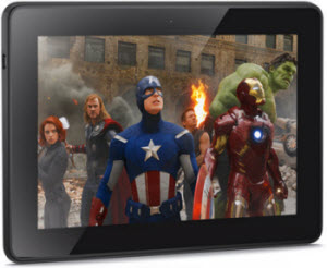 play HD MKV movies smoothly on Kindle Fire