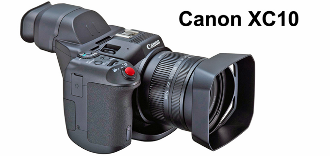 import Canon XF-AVC files into FCP X/7