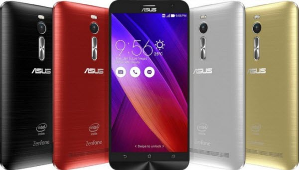 lost important data like contacts and photos on ASUS ZenFone 2