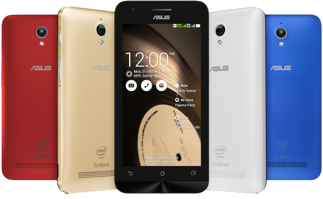 undelete photos/videos on Asus Zenfone C